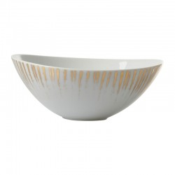 Coupelle porcelaine 17 cm - Aurum