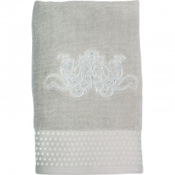 Serviette de toilette Douce Arabesque lin