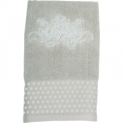 Serviette de toilette Douce Arabesque écru