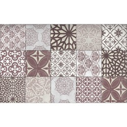 Small Tapis vinyl de la collection Beija Flor EL3-C
