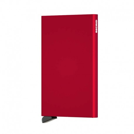Cardprotector Rouge