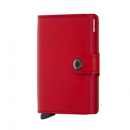 MiniWallet original Rouge