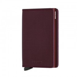 SlimWallet Original Bordeaux