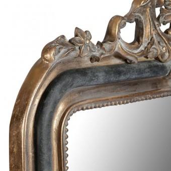 """Serviette de toilette brodée blanc """" Le petit hôtel"""""""