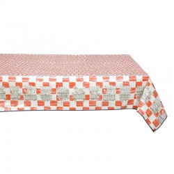 Nappe rectangle Fenetre sur cour